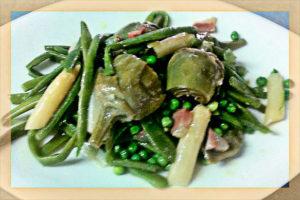 Menestra de verduras Tierra del Queiles